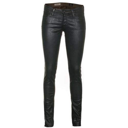 Ag Jeans The Legging Leatherette Olive