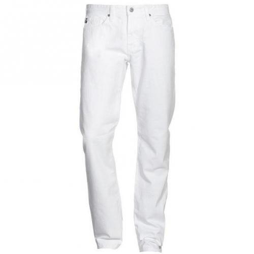 Ag Jeans The Protégé Straight Leg Weiß