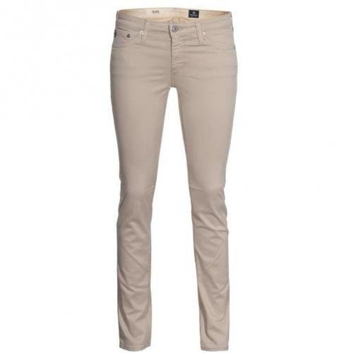 Ag Jeans The Stilt Cigarette Leg Sand