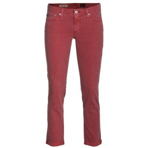 Ag Jeans The Stilt Roll-Up Rot