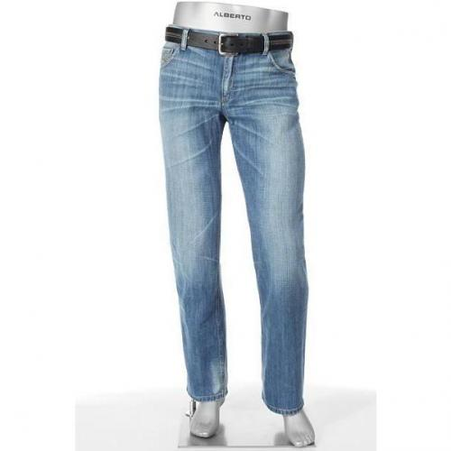 Alberto Lefthand Denim Modern Fit 1789/Stone/880