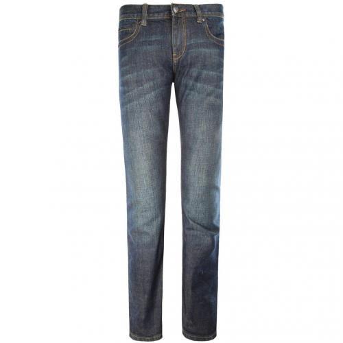 Alberto Louis Jeans Straight Fit Dark Used