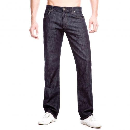 Alberto Stone Jeans Straight Fit Onewash