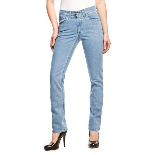 Angels Cici Jeans Straight Fit Bleached