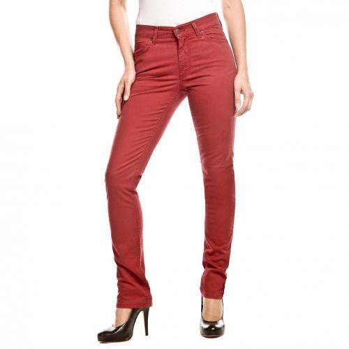 Angels Cici Jeans Straight Fit Rot