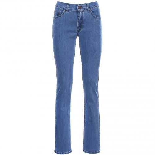 Angels Damen Jeans Cici Blue Stone Washed