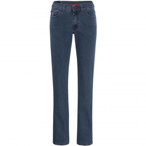 Angels Damen Jeans Dolly Blue Stone Wash