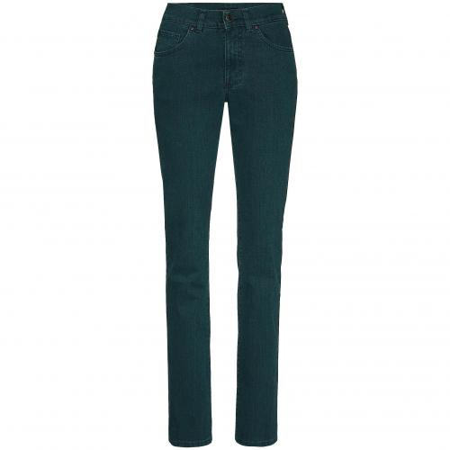 Angels Damen Jeans Dolly extralanges Bein Blau 53 Atlantic