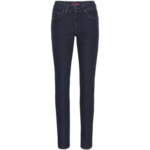 Angels Damen Jeans Skinny Darkblue 30 Darkstone