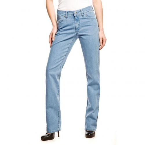 Angels Dolly Jeans Straight Fit Bleached