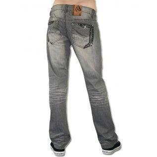 Antique Rivet Herren Jeans Aiden