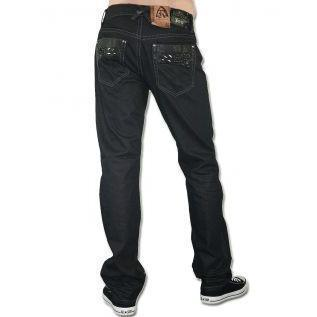 Antique Rivet Herren Jeans Oser