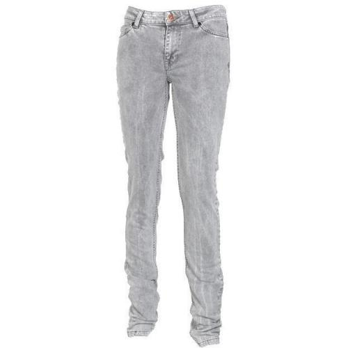 Avelon Jeans Neon grey washed