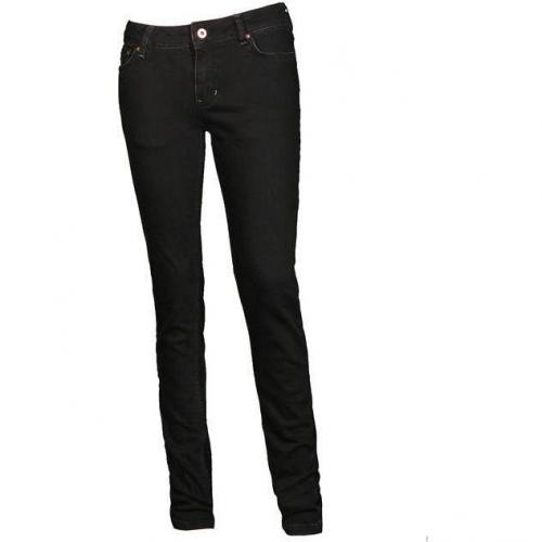 Avelon Jeans Neon Winter Night anthrazit