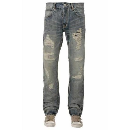 BBC Jeans V-Wash Blau