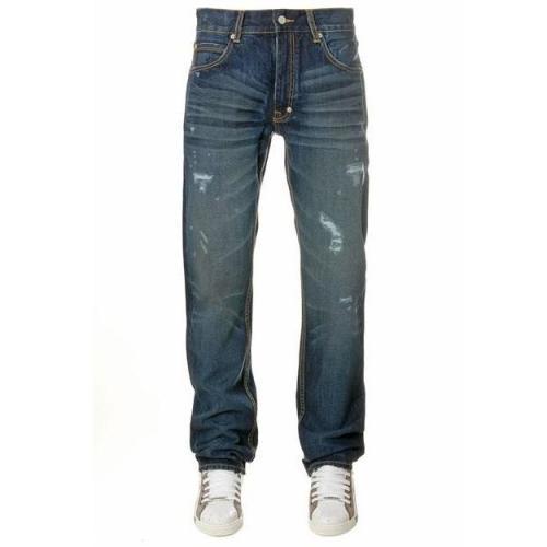 BBC Jeans V-Wash Dunkelblau
