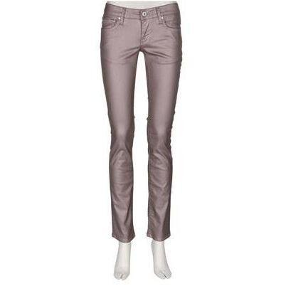 Blood & Glitter Metallic-Jeans Women