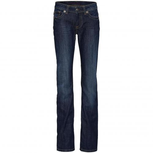 Blue Fire Damen Jeans Rose