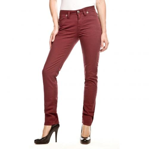 Blue Fire Nancy Jeans Slim Fit Rot