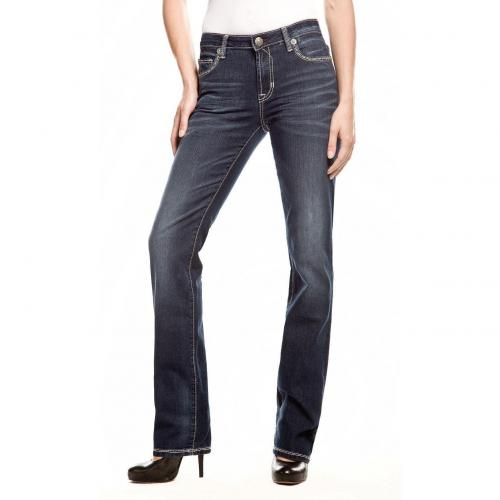 Blue Fire Nina Jeans Straight Fit Dark Used