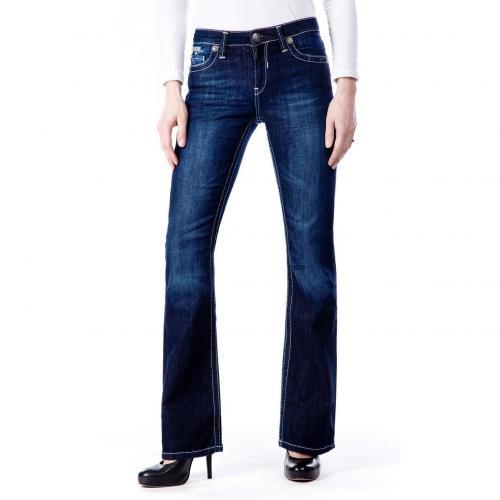 blue fire nora jeans bootcut dark used mydesignerjeans. Black Bedroom Furniture Sets. Home Design Ideas