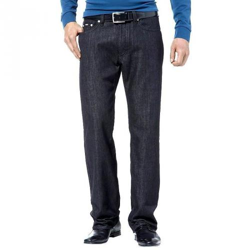 BOSS BLACK Herren Jeans Texas Black 002