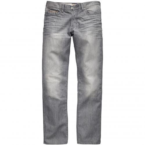 BOSS Orange Herren Jeans Orange 25 Zip Jay