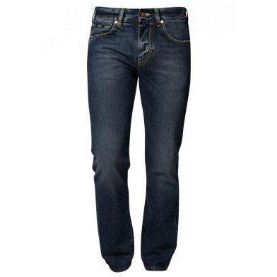 Boss schwarz KANSAS Jeans turquoise