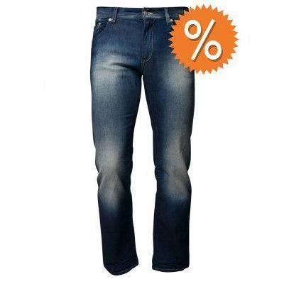 Boss schwarz MAINE Jeans blau