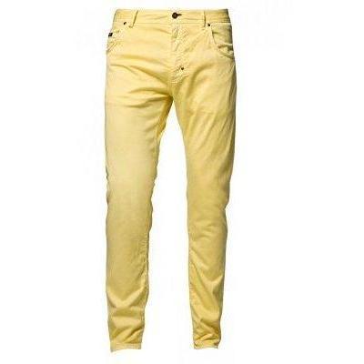 Boss schwarz MIAMI Jeans bright gelb