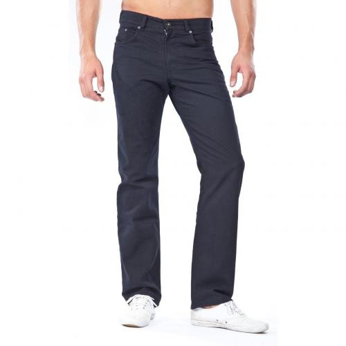 Brax Cooper Colored Jeans Straight Fit Navy