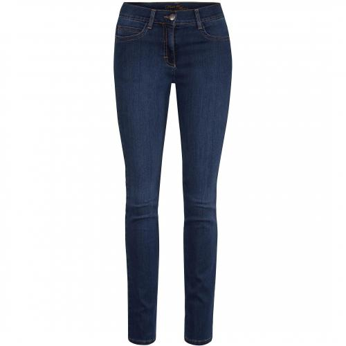 BRAX Damen Jeans Shakira Marine 23 Dark Blue