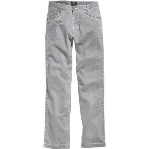 bugatti Five-Pocket Jeans grau 16311/3220/230