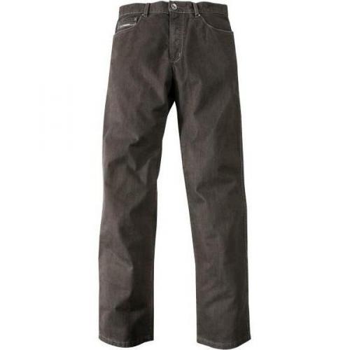 bugatti Jeans dunkelbraun 46384/Texas/190