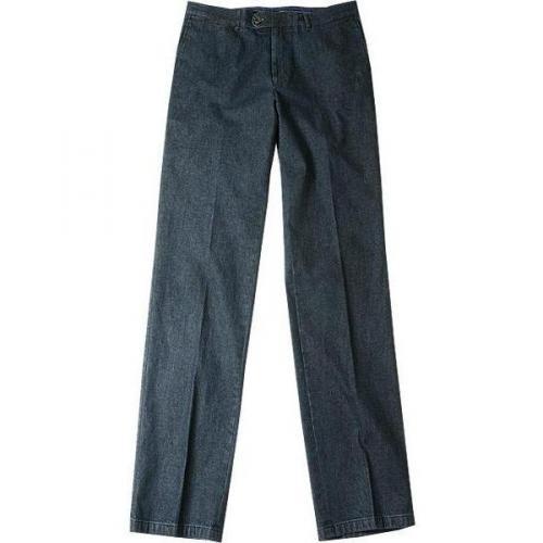 bugatti Jeans Flatfront blau 66115/Corona/350