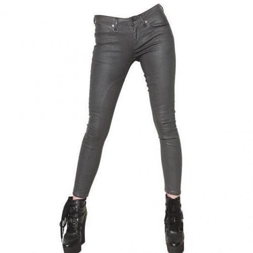 Burberry Brit - D Pilton Gewachste Skinny Stretch Jeans