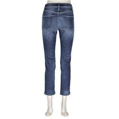 Cambio Jeans Piper Blue Verkürzt