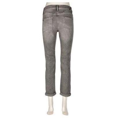 Cambio Jeans Piper Silbergrau