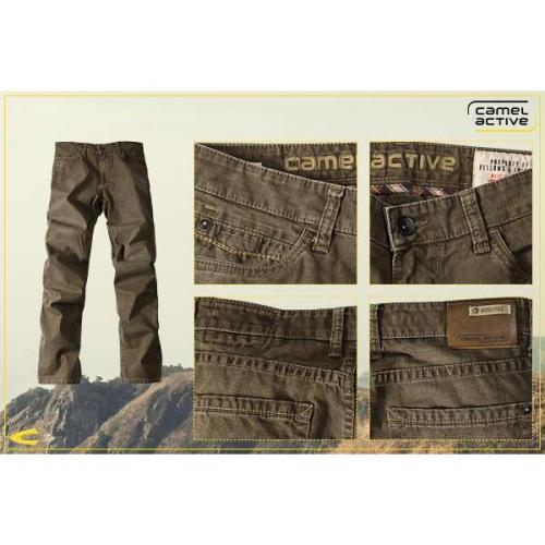 camel active 5-Pocket Woodstock 488795/0937/32