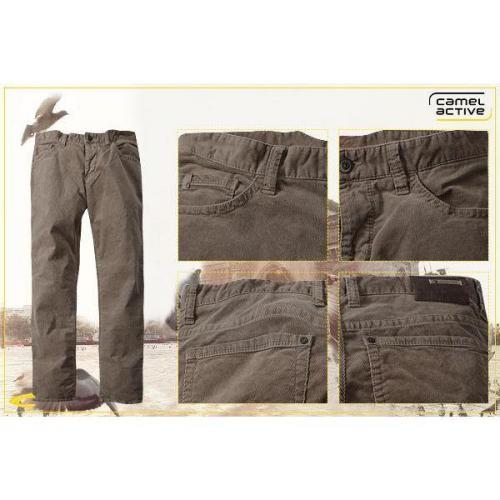 camel active Cordjeans beige 488965/4838/13
