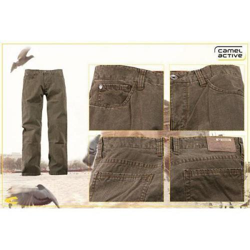 camel active Jeans Hudson braun 488425/2886/15