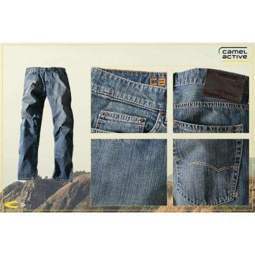 camel active Jeans Woodstock 488280/939/40