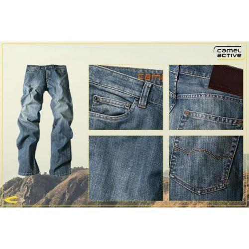 camel active Jeans Woodstock 488485/9968/45