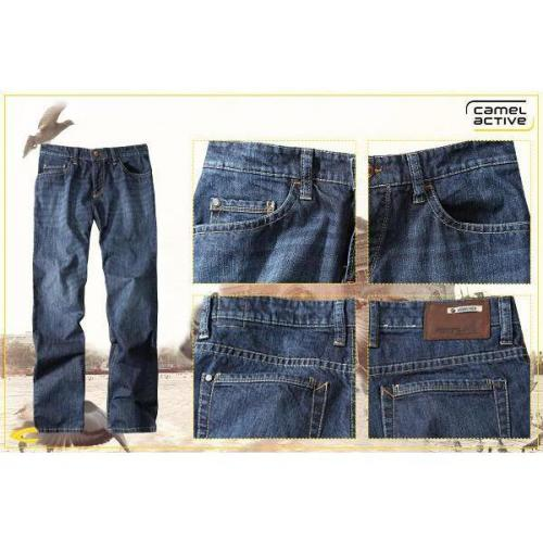 camel active Jeans Woodstock 488890/475/43