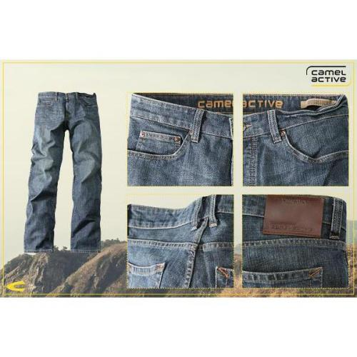 camel active Jeans Woodstock denim 488485/9968/47