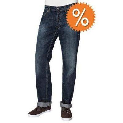 Campus Jeans blau washed