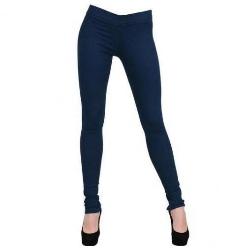 Charley - Jeans Mit Reißverschluss An Den Säumen