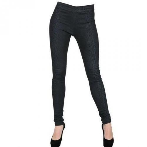 Charley - Jeans Spitzen Print