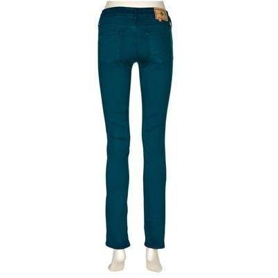 Cimarron Jeans Jacky Skinny Petrol Blue