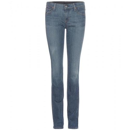 Citizens of Humanity Ava Straight Leg Jeans Arrow Midnight Blue